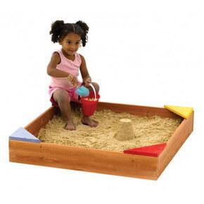 Sandkasser til børn
