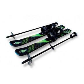Vinter og ski til børn